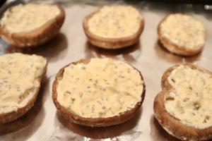 Shiitake basil garlic mayonnaise3